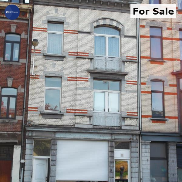 Apartment Ad: Apartment / Flat For Sale Liege Ad:709153