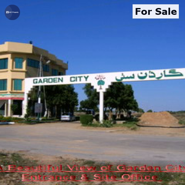 Plot Of Land For Sale Karachi Garden City Maymar Ad 104916