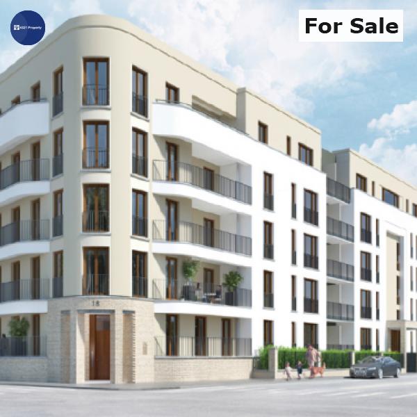 Apartment Ad: Apartment / Flat For Sale Frankfurt Am Main Ad:856376