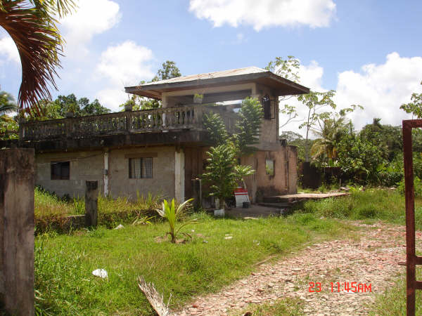 cheap house on 10 000 sq ft house for sale sangre grande