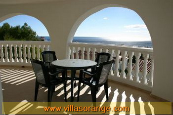 New Villa beautiful sea views spain