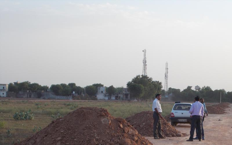 plot of land alwar city