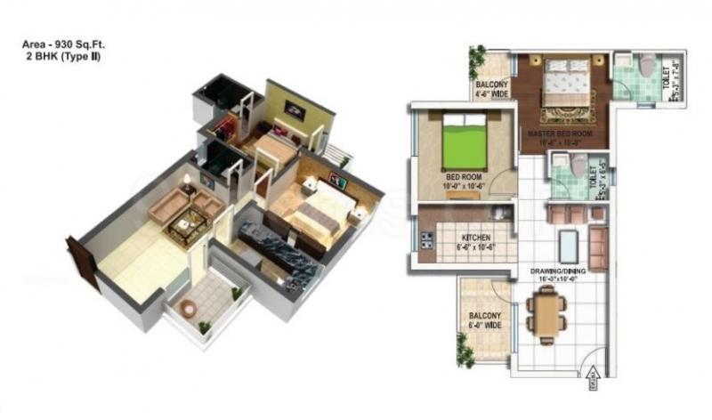 apartment flat bahadurgarh