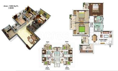 apartment flat bahadurgarh