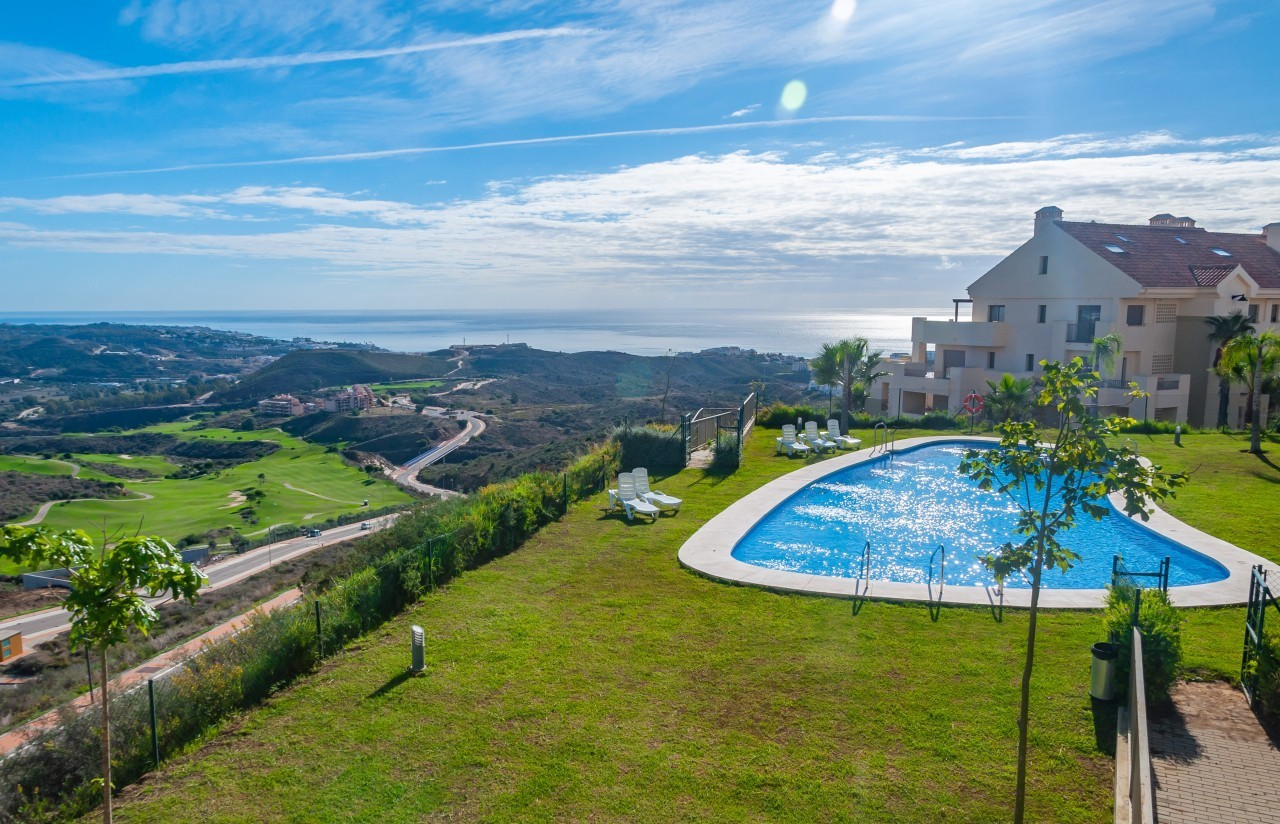 Михас испания купить недвижимость