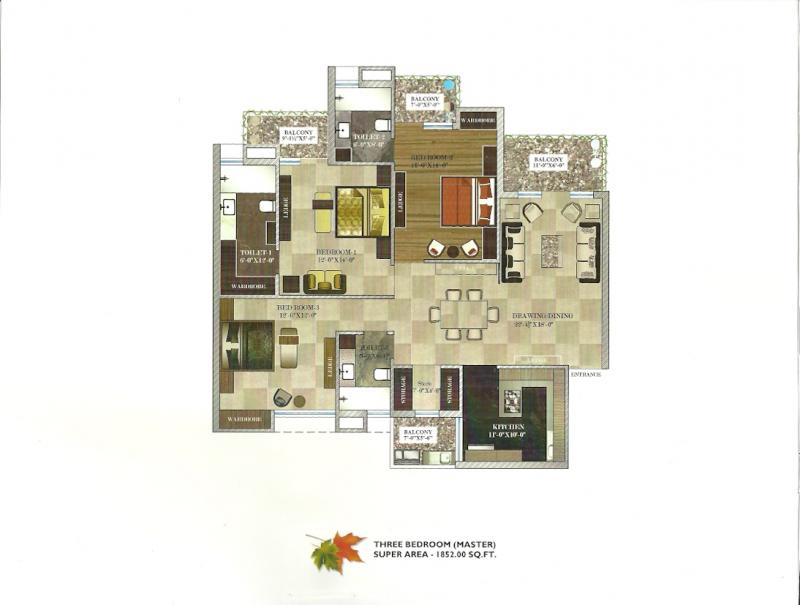 apartment flat chandigarh