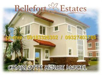 Charlotte w/3br near alabang Bacoor