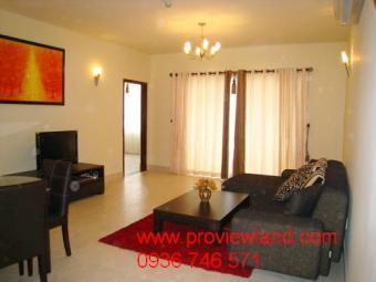 Hung Vuong Plaza apartment rent Hcmc