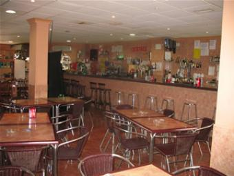 Successful bar for sale Gran Alicant