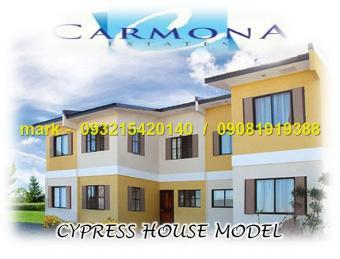 Cypress townhouse for sale Carmona