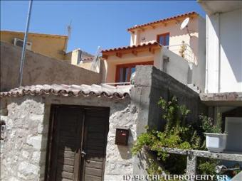 Renovated old house at Ag.Dimitrios, 114 m2 Rethymno