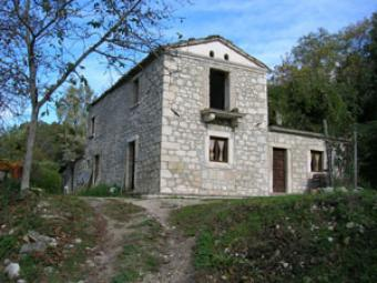 Country house in the old Majella Pescara