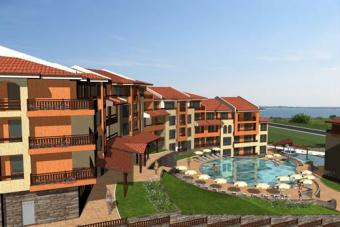 Flats for sale on teh Black Sea Burgas