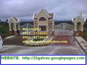 RIDGEWOOD HEIGHTS LOT FOR SALE Cavite