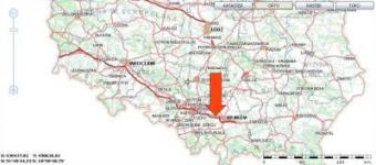 Plot of land - Southern Poland Cracow