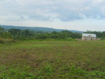 Large Lot with Sweeping Views in Belize City
