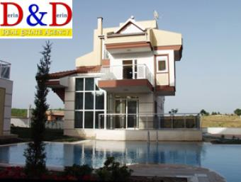 DETACHED LUXURY VILLA! Antalya