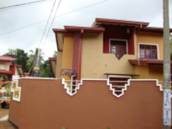 Semi Furnished two storey house Ragama