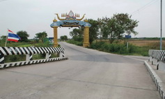 Choice Land for Sale in Thailand Samutprakarn Amphur Meaung