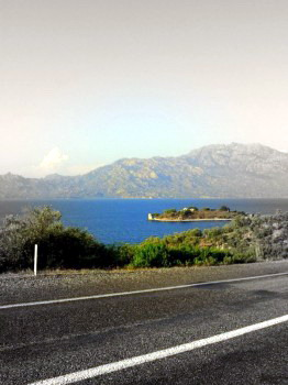 CAMPAİN Cheap Bafa Lake Land Didim/akbük