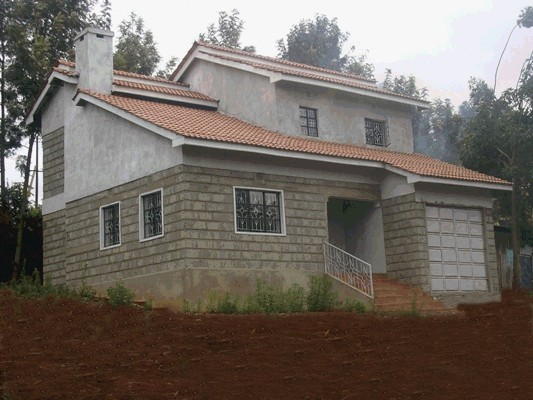 HOUSE FOR SALE - FOUR BEDROOMS Ngong