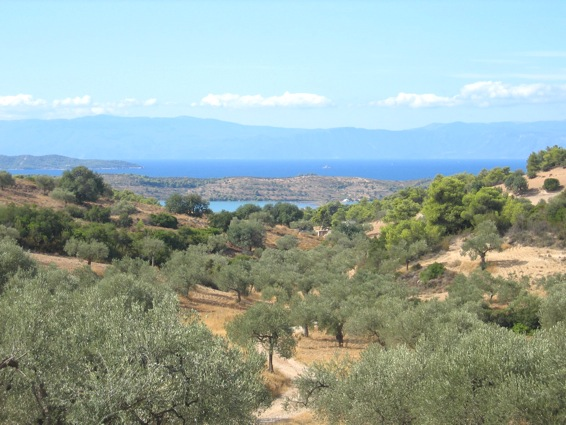 PORTO HELI - LAND FOR SALE Porto Heli