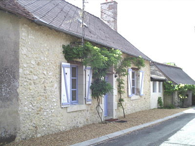 Loire Valley Country Cottage Noyant