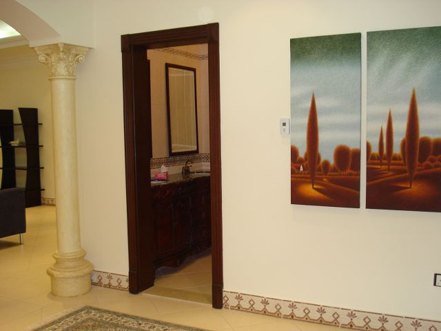 Only the show room apt. left in Salwa