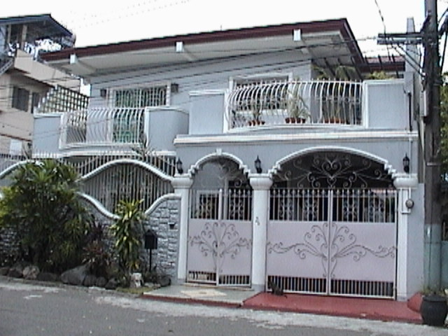 nice house n lot 1st bf homes Zapote