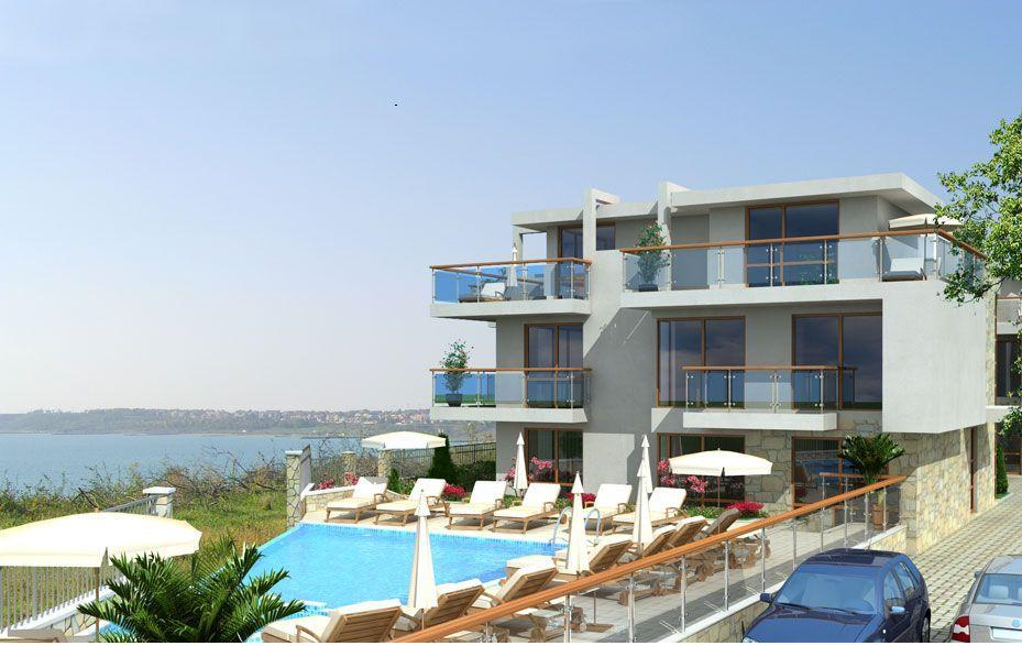 Project for sale in Bulgaria Burgas