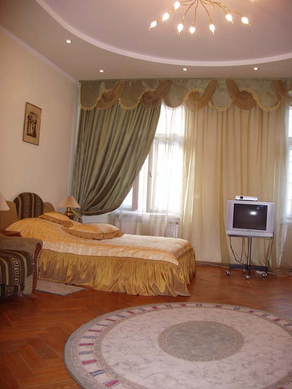 Luxuary  apartment in old  city Lviv