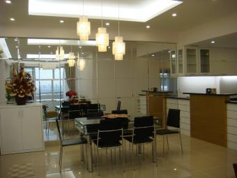 Apartment for rent in Grandview Hcmc