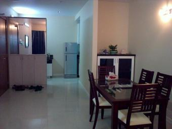 Apartment for rent in Phu Nhuan Hcmc