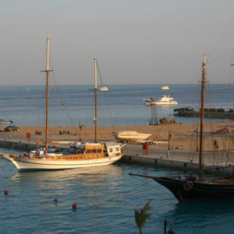 Apartement with sea view Hurghada