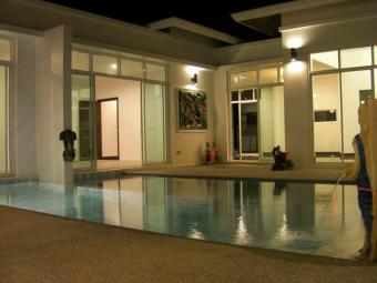 Twin villas pool access for rent Phuket