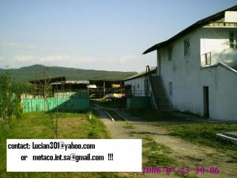 RENT/Sell warehouse+office space Rm.valcea