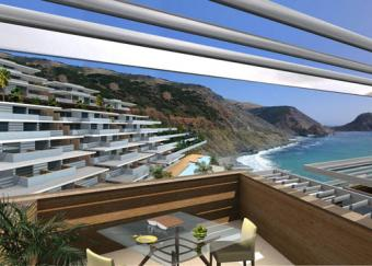 Live on the cliffs of Spain Aguilas