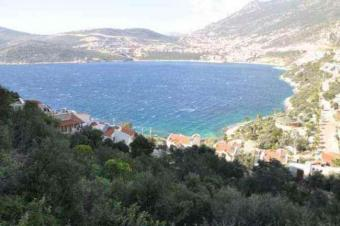 For sale two plot total 575m2 Kalkan