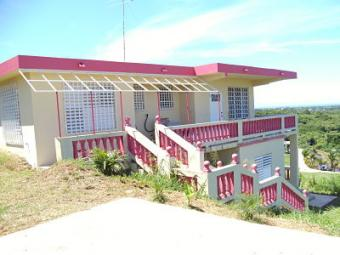 HOUSE FOR SALE/W/LAND 3030 METER Aguadilla