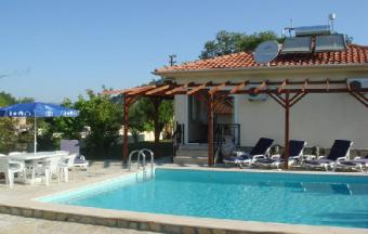 HOLIDAY VILLA 2 POOLS A/C Dalyan