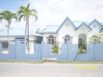 Home for Sale Sangre Grande Coal Mine Area
