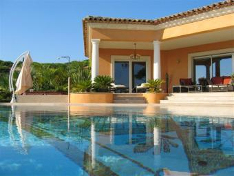Luxury villa in French Riviera Sainte-Maxime