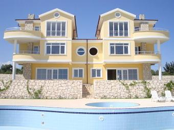 Villas near Maiden Castle Mersin Mersin