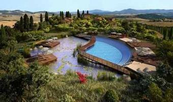New Luxury Apartments in Tuscany Volterra