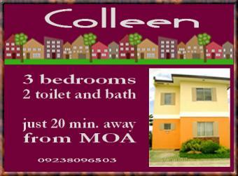 Rent to own 3  bedroom house and Imus