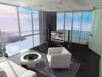 W Tower Beachfront Condo Pattaya