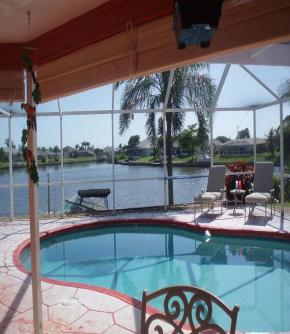 FLORIDA WATERFRONT HOME-USA Cape Coral