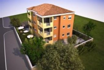 Plot with permision for apartmes Zadar