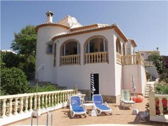 Villa with pool and lovely views Pedreguer