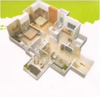 2 Bed Rooms, 2 Bathrms & Kitchen Pune
